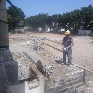 קל בטון ניסור בטון