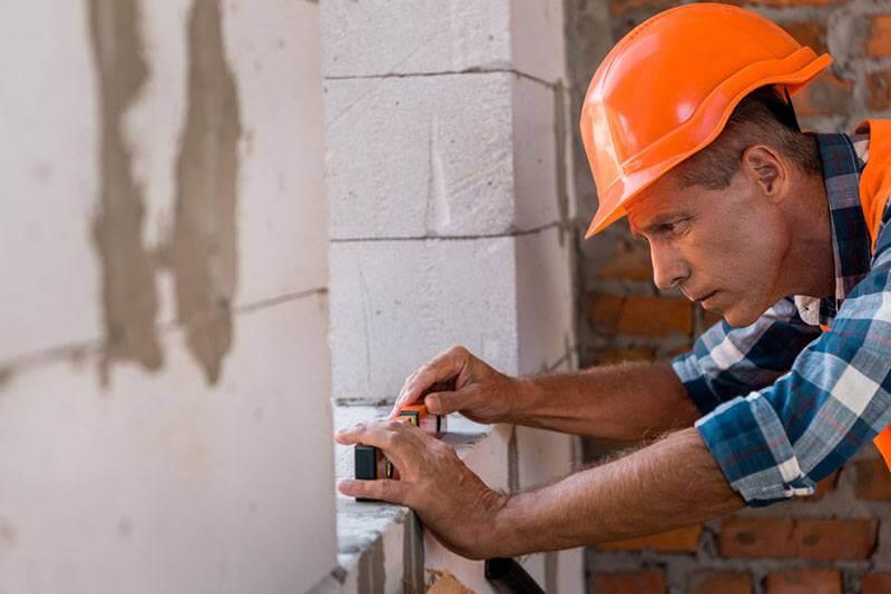 בניית קירות בטון במחירים נוחים