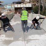 ניסור גשר בטון